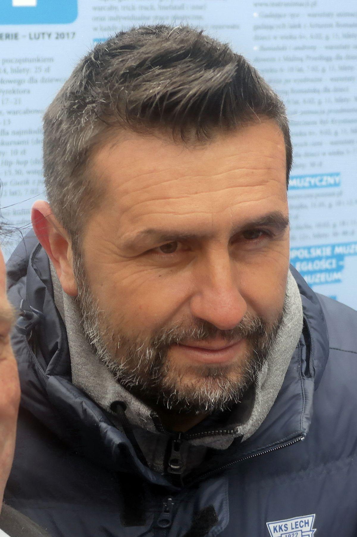 Nenad Bjelica może zostać trenerem Dinama Zagrzeb