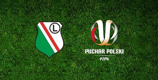 Sprawdzian Legii w kwietniowym meczu Pucharu Polski